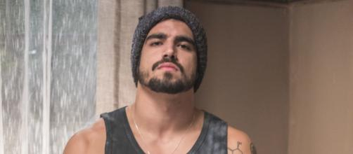 Caio Castro desmente casamento com Grazi Massafera. (Arquivo Blasting News)