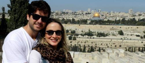 Claudia Leitte e Márcio Pedreira estão casados há 13 anos. (Arquivo Blasting News)