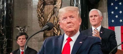 Coronavirus : Donald Trump ferme l'entrée des Etats-Unis aux Européens. Credit: Instagram/realdonaldtrump