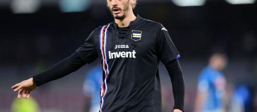 Coronavirus, positivo anche l'attaccante della Sampdoria Gabbiadini: è in buone condizioni.