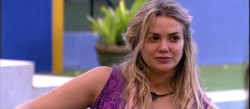 Familia de Marcela pede desculpa por falas da sister. (Reprodução/TV Globo)