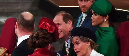 La última conversación entre los Sussex y los Duques de Cambridge