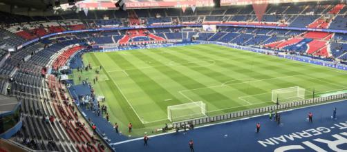 Le PSG s'est qualifié pour les quart de finale de la Ligue des Champions en battant le Borussia Dortmund. Credit : Commons Zakarie Faibis
