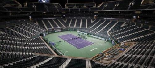 L'emergenza sanitaria ferma anche il tennis per 6 settimane.