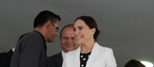 Regina Duarte enfrenta dificuldades em escolher auxiliares (Foto: Arquivo Blastingnews)