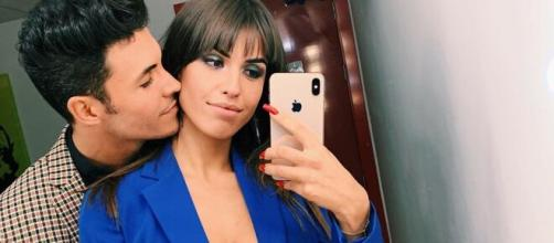 Sofía Suescun y Kiko Jiménez. / Instagram