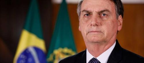 Bolsonaro realizou exames, tendo resultado negativo para o coronavírus. (Arquivo Blasting News)