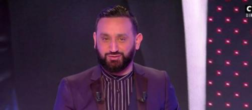 Cyril Hanouna décide de ne plus faire l'émission avec un public. Credit : C8 Capture