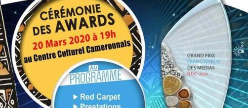 Grand Prix Francophile des médias du RJ2C (c) RJ2C