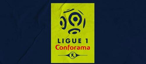 La Ligue 1 et la Ligue 2 en suspension. Credit : Instagram/ligue1conforama