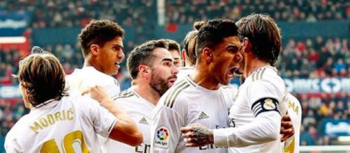 Le Real Madrid penserait à dire au revoir à quelques joueurs. Credit : Instgaram/realmadrid