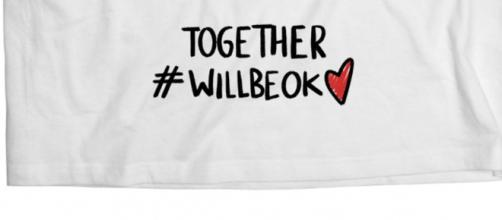 Le t-shirt #ITWILLBEOK per sostenere l'emergenza sanitaria nazionale
