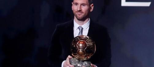 Lionel Messi já foi considerado Melhor jogador do Mundo. (Arquivo Blasting News)