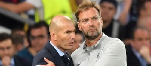 Mercato PSG : le Real Madrid pense à Klopp, Zidane 'un oeil' sur Paris (Crédit instagram/realmadrid)