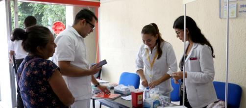 México se prepara para atender a los pacientes que pudieran contagiarse con el 'virus mortal'. - udg.mx