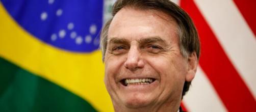 Resultado de teste de Bolsonaro para coronavírus dá negativo. (Arquivo Blasting News)