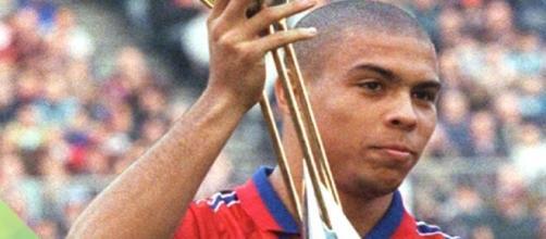 Ronaldo já foi considerado Fenômeno. (Reprodução/Youtube)