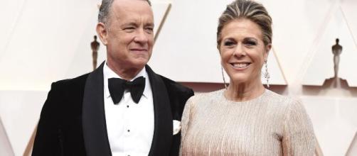 Tom Hanks e Rita Wilson sono le prime celebrities a risultare positive al coronavirus