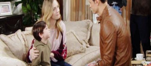 Beautiful, anticipazioni al 21 marzo: Thomas si avvicina ad Hope dopo la morte di Caroline.
