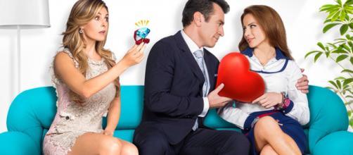 """""""Meu Coração"""" é Teu afunda audiência do SBT. (Divulgação/Televisa)"""