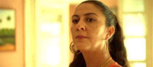 Penha em 'Amor de Mãe' novela da Globo. (Reprodução/Globo).