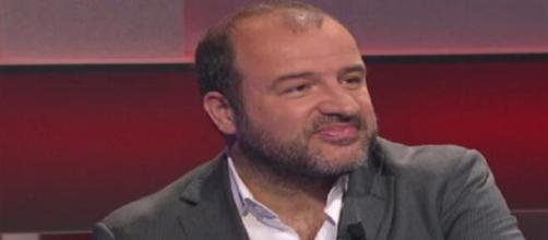 Tancredi Palmeri, il giornalista si è scagliato contro la Juve per il caso Rugani.