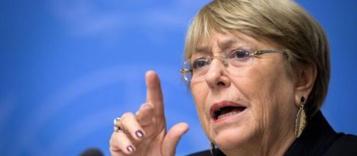 Alta Comisionada para los Derechos Humanos presenta actualización ... - jepvenezuela.com