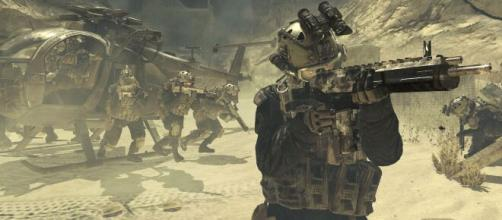 """Call of Duty"" is getting a Modern Warfare 2 Remastered. Image Credit: Call of Duty Modern Warfare 2 - in-game screenshot."