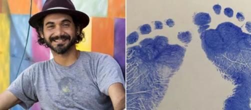 Eduardo Kobra recebeu o apoio de famosos diante do relato do falecimento da filha recém-nascida. (Reprodução/Instagram).