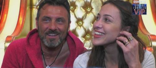 GF VIP: accesa discussione in mattina tra Sossio e Teresanna