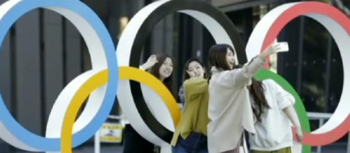 Japan going ahead with Tokyo Olympics 2020 despite serious coronavirus concerns. [Image source/CBS News YouTube video]