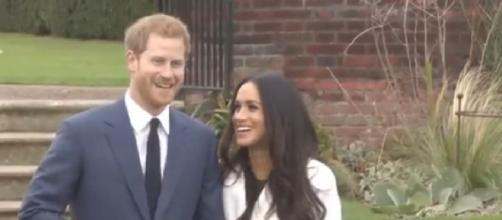 Meghan Markle is 'much less stressed' after moving to Canada with Prince Harry. [Image source/ET Canada YouTube video]