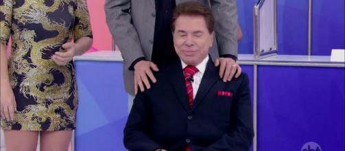 Silvio Santos toma medida emergencial diante da pandemia do novo coronavírus. (Reprodução/SBT).