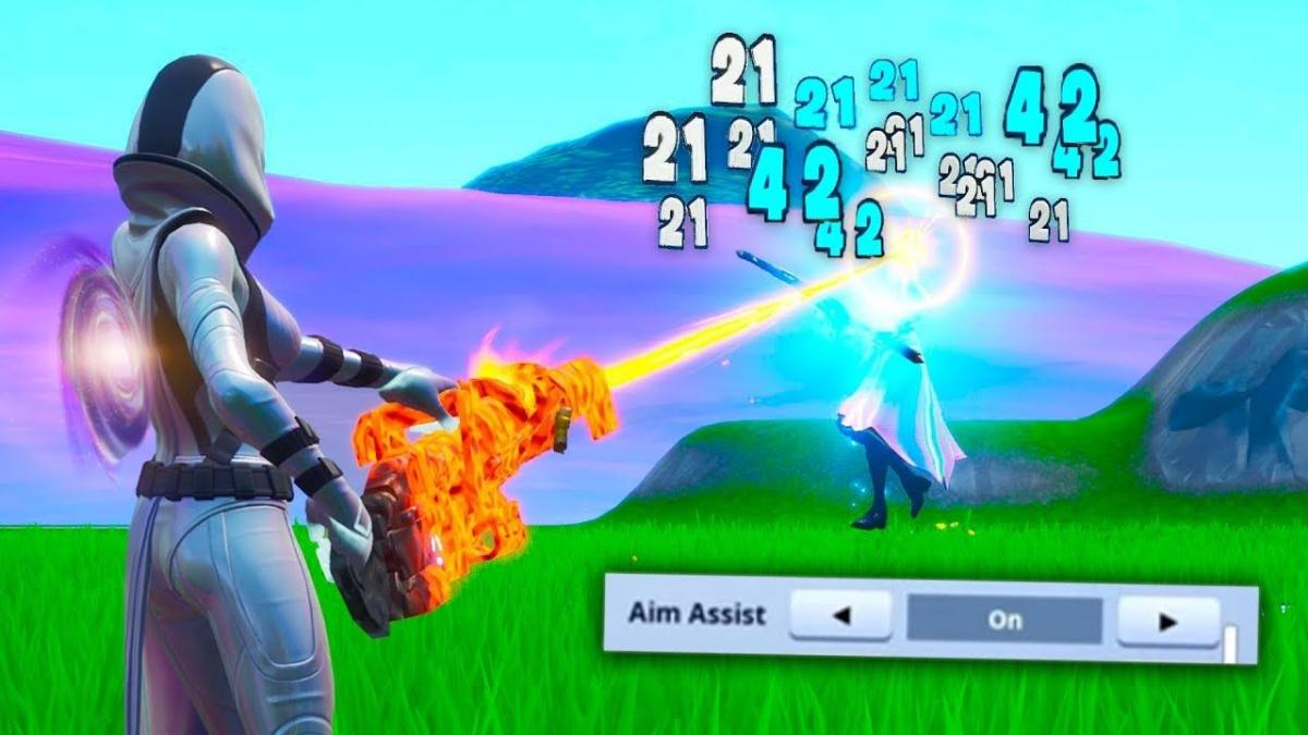 Fortnite Help Epic Games epic games delays removing legacy aim assist settings in