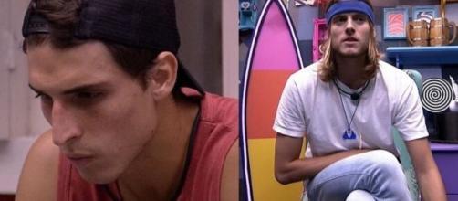 A indicação de Prior não foi para Daniel, e uma parcela do público não gostou. (Reprodução/ TV Globo).