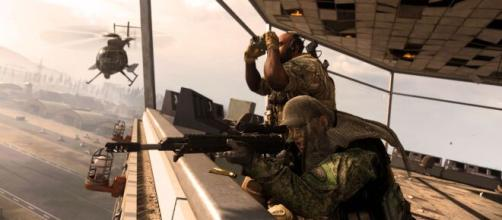 'Call of Duty: Warzone' record has been set. [Image Source: In-game screenshot]