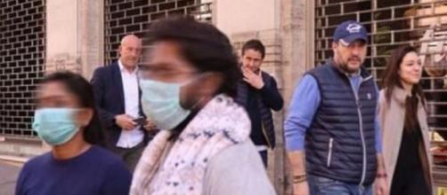Chef Rubio critica Salvini che 'passeggia' per Roma
