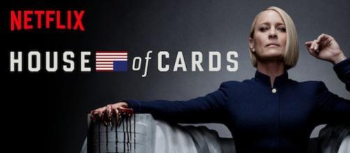 """Famosos de """"House Of Cards"""" atualmente. (Reprodução/Netflix)"""