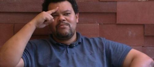 Felipe Neto já declarou torcida por Babu Santana no 'BBB20'. (Reprodução/TV Globo)