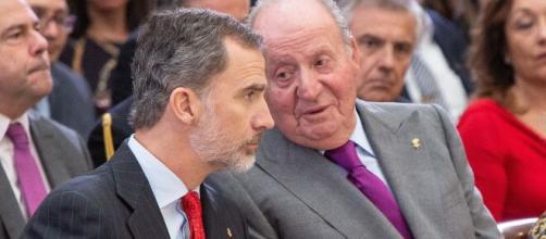 Felipe VI renuncia a la herencia y retira a Don Juan Carlos la asignación por corrupción