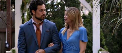Giacomo Gianniotti svela che la storia tra Meredith e DeLuca non era nei piani degli sceneggiatori.
