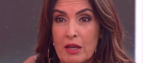 Globo cancela plateia no Encontro com Fátima Bernardes por conta do coronavírus. (Reprodução/Globo)