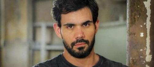 Juliano Cazarré é do signo de Libra. (Reprodução/TV Globo)