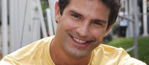 O ator Iran Malfitano virou motorista de aplicativo no Rio de Janeiro. (Divulgação/TV Globo)