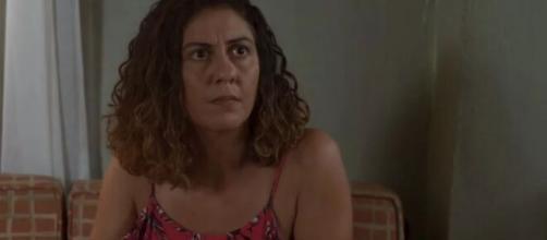 Penha é descoberta, acaba na cadeia e é traída por Belizário e Leila. (Reprodução/TV Globo)