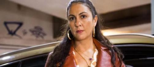 Penha irá para a cadeia pela primeira vez por crime de assassinato em 'Amor de Mãe'. (Reprodução/TV Globo)