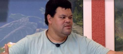 Babu possui plano B caso não consiga vencer o reality show. ( Reprodução/TV Globo )