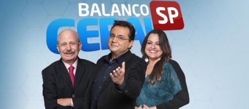Balanço Geral não contará com a presença de Geraldo Luís e de Lombardi. Foto: Arquivo Blasting News