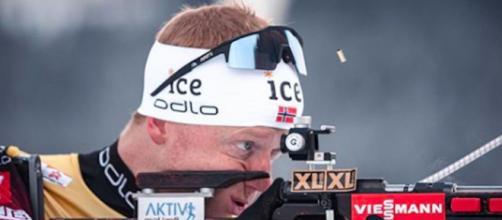 Biathlon : Johannes Boe est déjà l'un des plus grands (Credit : Instagram/ johannesbo)