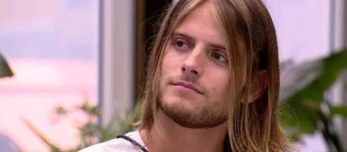 Daniel reclama com sisters. ( Reprodução/TV Globo )